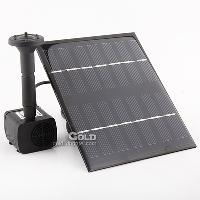 8V 1. 6W Solar Water Pump Garden Pond Pool Fountain