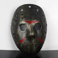 High quality Led Thick plastic Jason theme mask