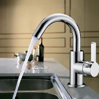 Outstanding Single Handle Brass Kitchen Faucet for Promotion...