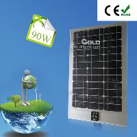 90W Flexible Monocrystalline Silicon Solar Panel