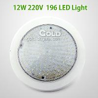 New Design 12W 220V 1100LM 196 LED Lights with Super Brightn...