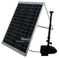 18V 50W Solar Powered Application Water Pump (225X120X130mm)