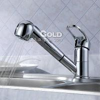 YF- K3001 High Quality Brass Kitchen Faucet with Chrome Finis...