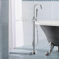 High Quality Single Handle Brass Bath Shower Faucet with Cer...