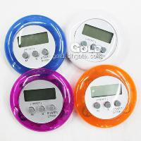 Mini Digital LCD Kitchen Count Down Clip Timer Alarm , kitch...