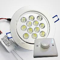 Brand New Dimmable 85- 265v 12 LED Light 12W Luminous Flux 12...