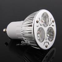 Energy- saving Dimmable LED Spotlight 3W GU5. 3 E27 GU10 110V ...