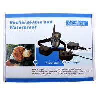 Rechargeable and Waterproof Remote Control Dog Training Coll...