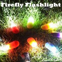 Firefly little Flashlight Night light Night Lamp Cute & ...