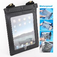 Multi- Function Waterproof Leather Case for iPad, Tablet, iPh...
