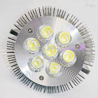 High quality LED Light 7W E27 Par LED Spot Light PC & Al...