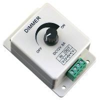 DC 12V 8A Single manual dimmer LED strip Dimmer Adjustable B...