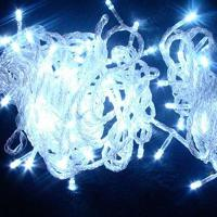 10m White Color 100 LED String Fairy Light XMAS ChristmasPar...