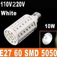 Power- saving Led Light 10W 220V G24 E27 B22 SMD5050 840LM Co...
