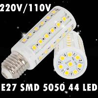 Power- saving Led Light 8W 220V 110V G24 E27 B22 44LED SMD505...