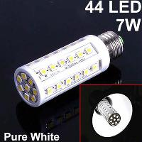 Power- saving Led Light 7W AC220V G24 E27 B22 44 LED SMD5050 ...