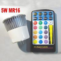 Buy $500 Get $500 Coupon)Energy- saving LED Spotlight RGB 5W ...