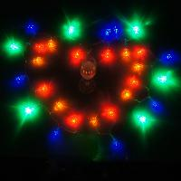LED Strips Little Crystal Bear Led Bulbs 3m 30 LED Lights 30...
