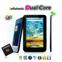 7 inch Android 4. 0 Dual Core capacitive Tablet PC Infotmic C...