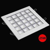 25W LED Recessed Ceiling Down Cabinet Kitchen Bulb Spot Whit...