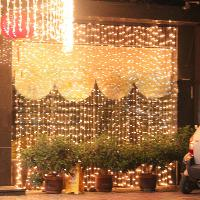 800 LED lights 8*3m Curtain Lights, Christmas ornament light,...