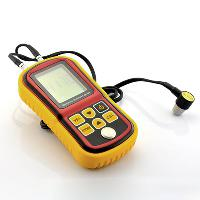 Palm Size Digital Ultrasonic Thickness Gauge with Sound Velo...