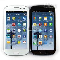 MTK6577 Dual Core 1GHz Android Cell Phone F9300 4. 7&quot; An...