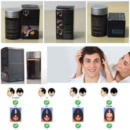 Cabo ki Hair Building Fibers Natural Keratin Full Series Colors Hair Loss Product Instant Restore Conceal 9g 25g for Men & Women Wholesale