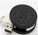Cartoon Oreo Cookie Model usb 4GB 8GB 16GB 32GB 64GB pen drive USB flash drive creative beautiful stick Pendrive