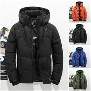 Winter Warm Duck Down Jacket
