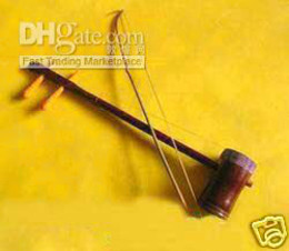 Rare Chinese Violin Two-stringed Bowed Instrument Erhu