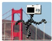 Wholesale ems for Gorillapod Type Flexible Ball Leg Mini Tripod for Digital Camera