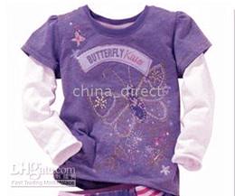 new arrival cotton t-shirt tops toddler shirts,t-shirts top 10pcs lot #2244