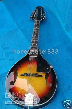 Wholesale 2008 New style music instrument Mandolin