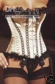 Wholesale Sexy corset Lingerie Garter size XL XL