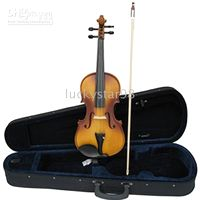 Wholesale New violin musical instrument have case