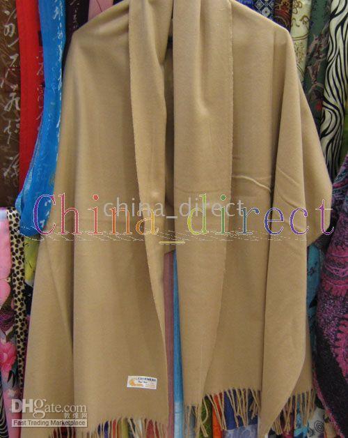Wholesale Pashmina Scarves cashmere ponchos scarf shawl wool wraps shawls wrap pc