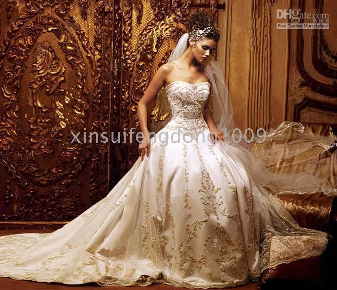 Related Keywords & Suggestions for Champagne Ball Gown Wedding Dresses