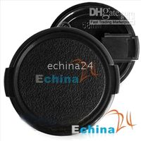 Wholesale 100pcs New Lens Cover Cap for Digital Cameras mm