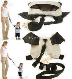 Baby Safety Harness Toddler Reins Backpack Straps Boys Toddler Reins Backpack Straps ST-456
