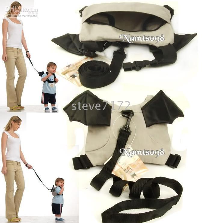 Wholesale Baby Safety Harness Toddler Reins Backpack Straps Boys Toddler Reins Backpack Straps ST