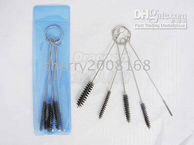Wholesale Discount set of Disposable Cleaning Brushes for Tattoo tips tattoo tip brush tattoo tool