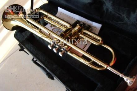 Wholesale new Bb professional trumpet great sound metal technique