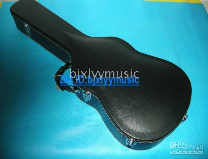 PU martin guitar - Acoustic guitar hard case FOR Martin case FOR GIBSON case Provide options Factory Outlet