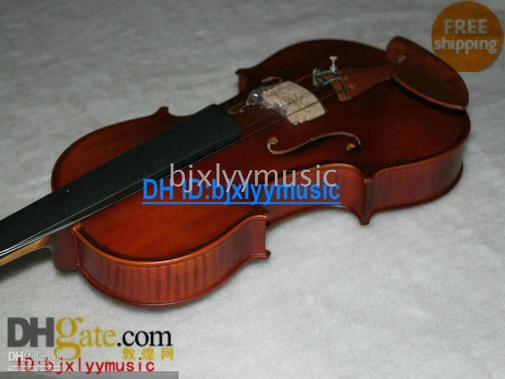 Wholesale 5 piece Beginner Violin Free hard case Beginners use TOP SELLER