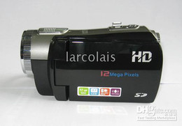 "720P HD digital video camera DV 2.7"" TFT LCD Screen 12.0MP Digital camcorder"