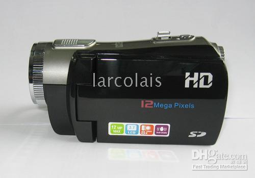 Wholesale 720P HD digital video camera DV quot TFT LCD Screen MP Digital camcorder