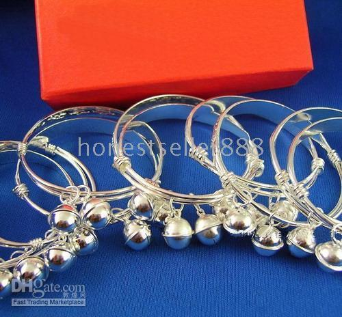 Bracelets baby bangles - 925 sterling silver pc baby bracelet bangle
