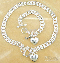 Wholesale 2015 Bracelet Necklace Table De Jardin Rectangular Fish Tank Sets Silver Circle Necklace Add Cross Chain Set Hand inch inch Wide mm