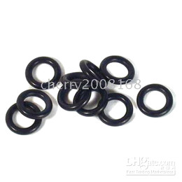Wholesale 1000 Tattoo O rings Accessories Donut Plastic Grommets Tattoo machine parts